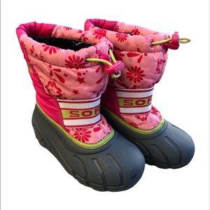 Sorel Youth Cub Snow Boots